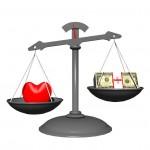 Scale-heart-money